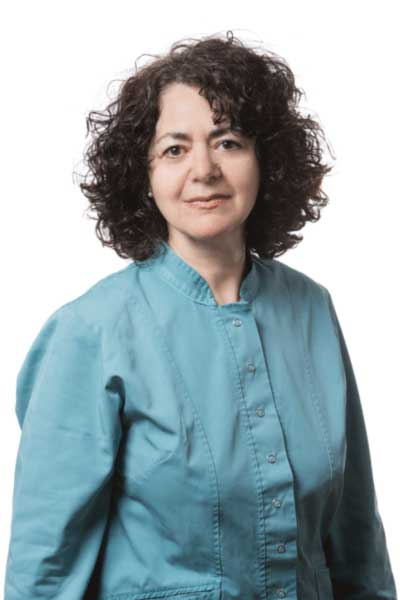 Ντόρα Τσιβιτσάρη Υπεύθυνη Γραμματείας - Διαχείρισης