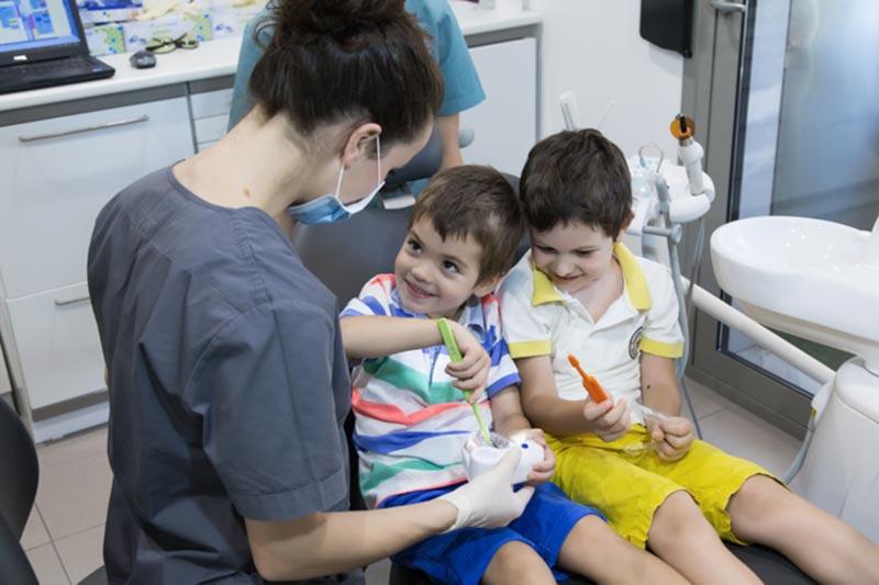 Παιδοδοντία Denta